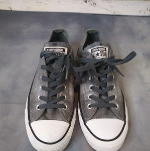 Converse/ Gray All Star Sneaker/ Sz 8
